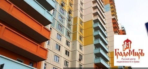 Мытищи, 1-но комнатная квартира, Борисовка ул д.16, 5450000 руб.