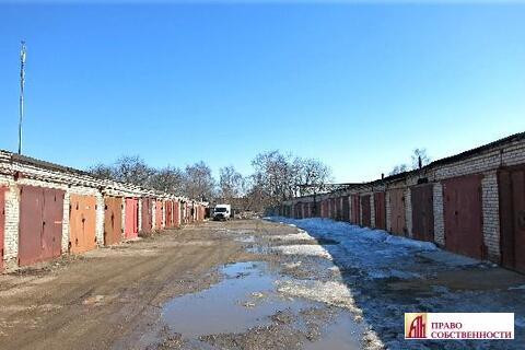 """Кирпичный гараж, ГСК """"Железнодорожник"""", 350000 руб."""