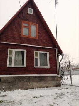 Продается хороший жилой дом с ухоженным участком недалеко от Оки.