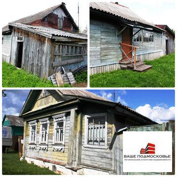 Дом в деревне Голубевая