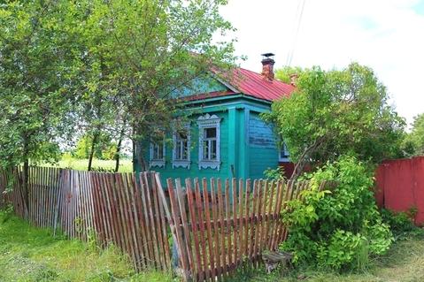 Дом в деревне Аксеновская