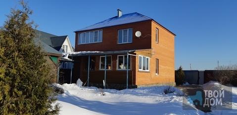 Продаётся жилой кирпичный дом 167 кв.м. с участком земли 15 сот ИЖС.