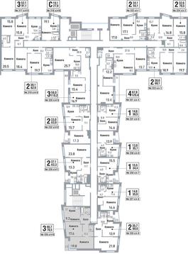 Продажа квартиры, м. Юго-Западная, Ул. Саморы Машела