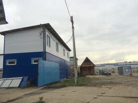 Продам 180 м2 здание и землю Симферопольское ш.