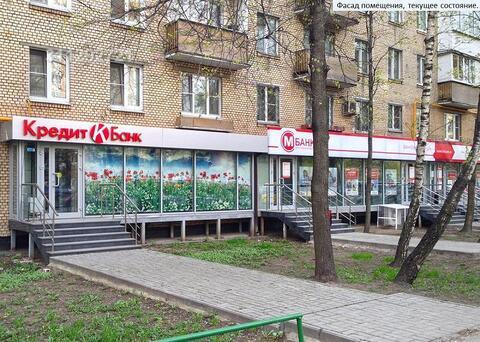 Общая площадь 51,6 кв.м. Арендатор кредитбанк.