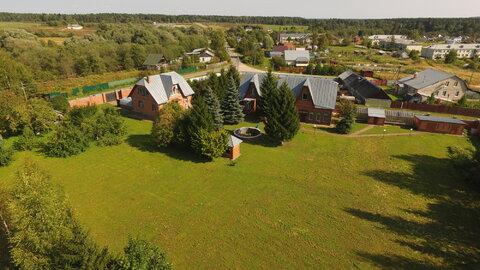 Роскошная усадьба в деревне Бараново Можайского района