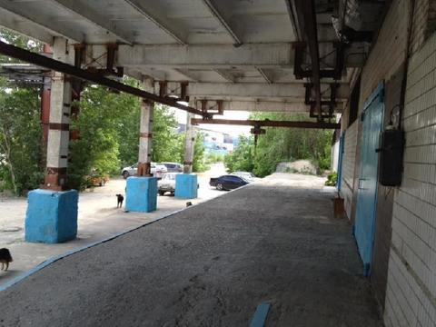 Производственно-складское помещение 758 м2 у ттк Южнопортовая 21