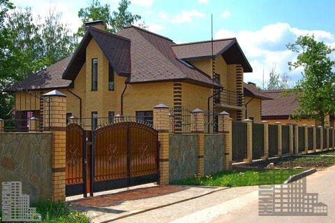 Загородный дом в ДНП Военнослужащий, 1,5км от Пироговского вдхр.