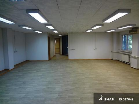 Офис 135 кв.м. метро Парк Победы