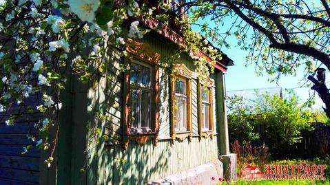 Продается деревянный дом в черте города Павловский Посад.