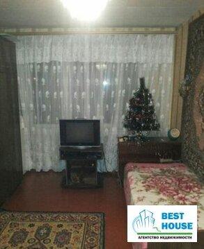 Однокомнатная квартира в п. Уваровка.