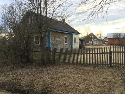 Дом в пгт Уваровка