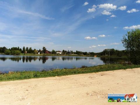 Участок 20 соток на берегу озера, Рузский р-н.