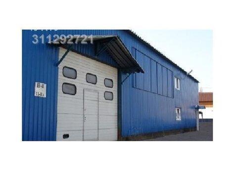 Предлагаются в аренду склады в офисно-складском комплексе. 535 кв.м.
