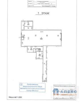 Аренда помещения пл. 254 м2 под магазин, аптеку, м. Беляево в жилом .