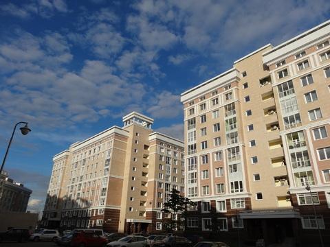 1-комнатная квартира, 51 кв.м., в ЖК «Николин Парк»