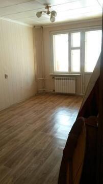 1-комнатная квартира Солнечногорский р-н, п.Поварово, мкр.№2, д.17