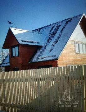 Продам дом в черте города Воскресенск ИЖС
