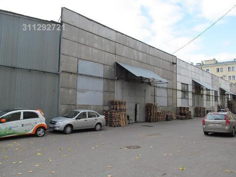Под склад, ангар, холод, выс. потолка: 7 м, огорож. терр, охрана, хо