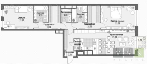Москва, 3-х комнатная квартира, Малая Ордынка д.19, 84350000 руб.
