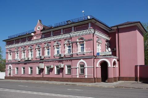 Продажа офиса м.Крестьянская застава (Крестьянская пл)