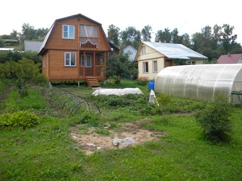 Продается 2 дома на участке 7 соток в СНТ «Матвейково», дер. Карцево