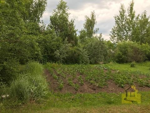Ровный участок 6 соток в окружении леса, 200000 руб.