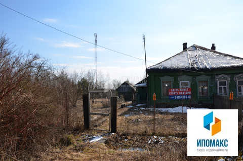 Продается участок в д. Архангельское