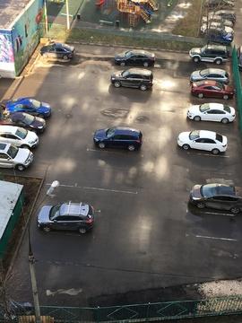 Парковочное место на охраняемой стоянке, Видное, плк 17-15-35-19-13