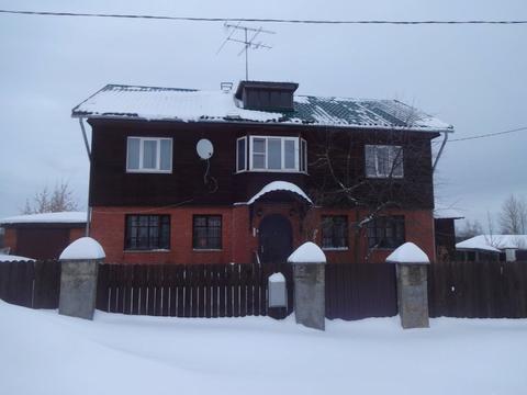 Дом 267 кв.м. на участке 15 соток в п.Новопетровское