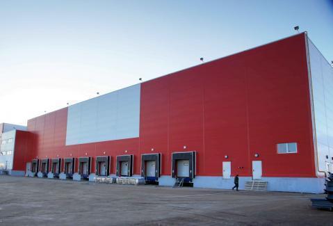 Новый складской комплекс класса А 10850 кв.м.