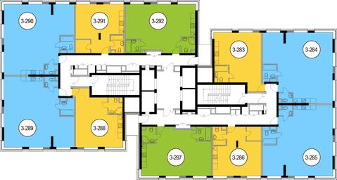 Москва, 2-х комнатная квартира, Головинское ш. д.10, 11919600 руб.