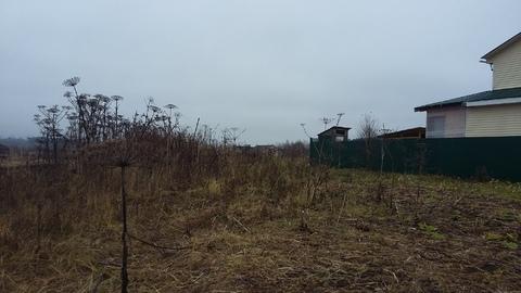 Земельный участок ИЖС в п.Атепцево