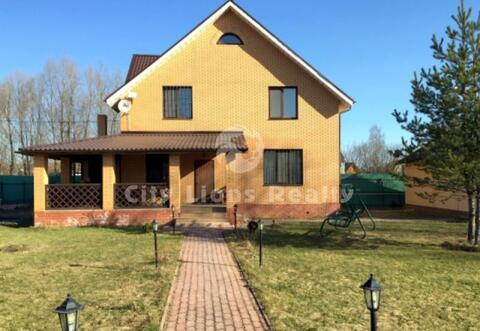 Дмитровское ш, 7 км от МКАД, Долгопрудный. Отличный двухэтажный с ман, 15990000 руб.