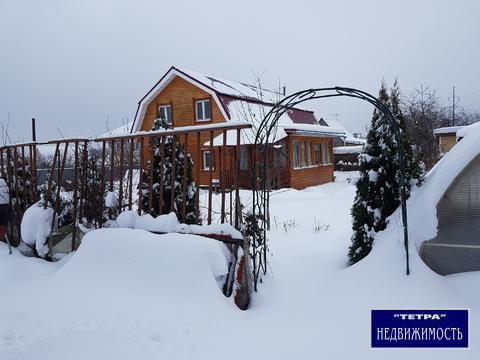 Продается дом 135 кв. м на участке 10 сот.в дер Страдань, Новая Москва