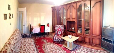 Двухкомнатная квартира в хорошем состоянии.