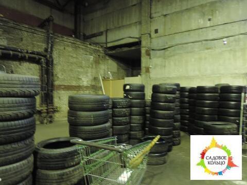 Отапливаемое складское помещение