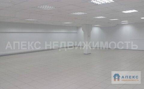 Аренда офиса пл. 194 м2 м. Преображенская площадь в бизнес-центре .