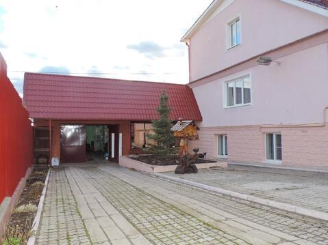 Жилой дом, 265 кв.м, на участке 15 сот, г. Серпухов, р-н Заборья