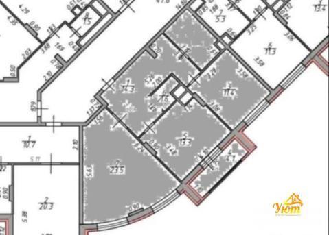 "2-комнатная квартира, 74 кв.м., в ЖК ""Авиатор Парк"""