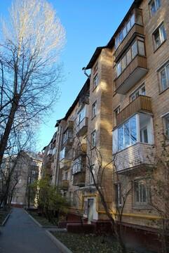 Трехкомнатная квартира на ул. Ферсмана, 11к2