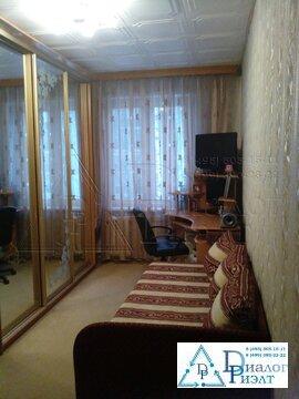 Продаю двухкомнатную квартиру в пешей доступности от метро Жулебино