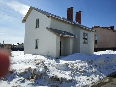 Продам кирпичный дом под отделку в кп Опушкино, Истринский район.