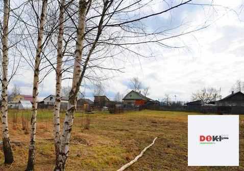 Продажа земельного участка в Егорьевском районе д.Ефремовская