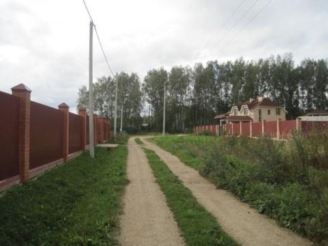 Красивый участок, 50 км, дер. Алексеево.