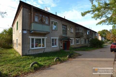 2-х к.квартира в Волоколамске, по адресу: улица Заводская, д.10