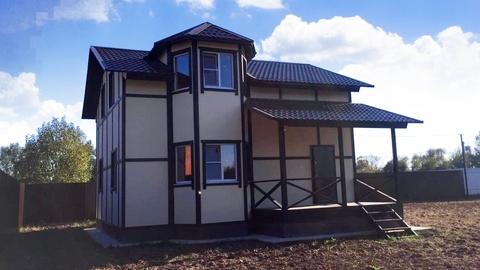 Пешково д, дом 135 кв м, участок 8 соток, прописка, ипотека.