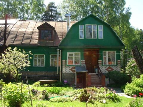 Земельный участок с выделенной частью дома