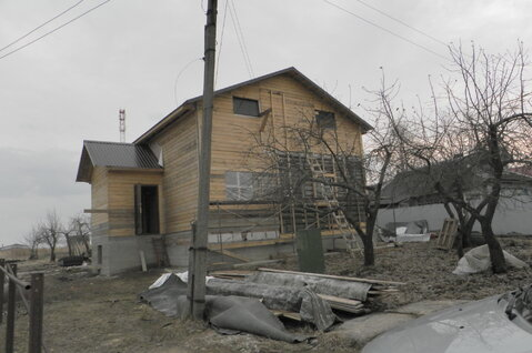 Дом недосторой д. Борисовка