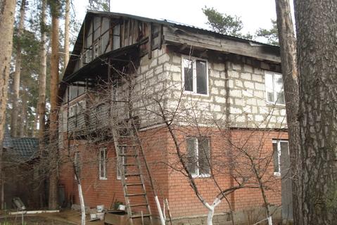 Дом п. Ильинский улица Братьев Волковых